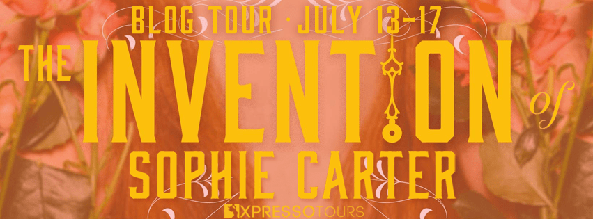 Blog Tour: The Invention of Sophie Carter by Samantha Hastings (Interview + Giveaway!)