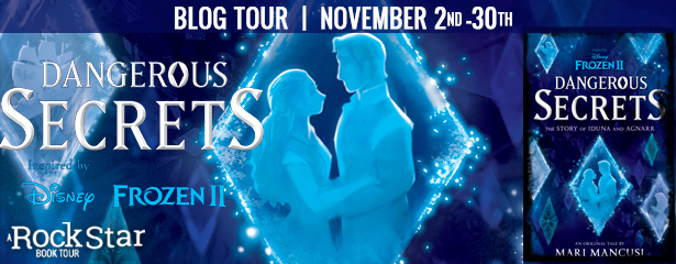 Blog Tour: Dangerous Secrets by Mari Mancusi (Excerpt + Giveaway!)