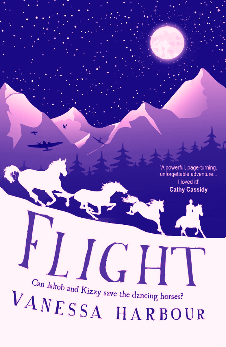 Blog Tour: Flight by Vanessa Harbour (Spotlight + Bookstagram + Giveaway!)