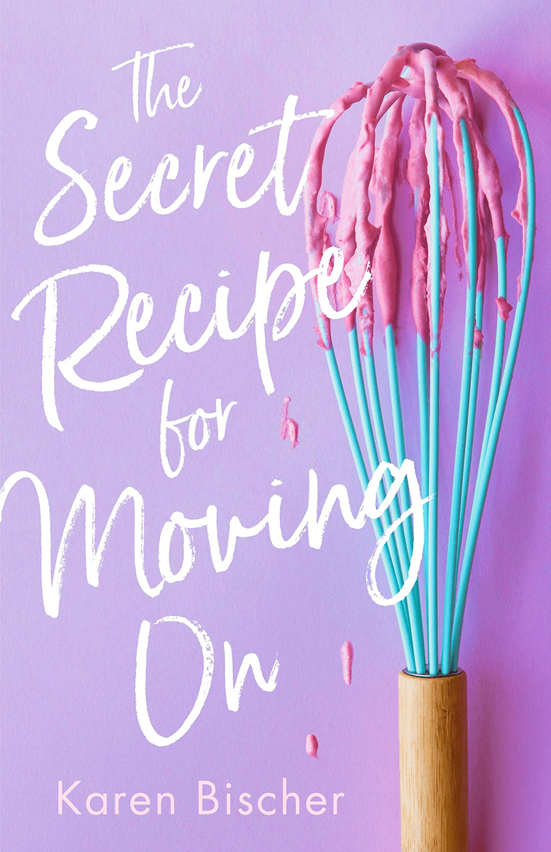 Blog Tour: The Secret Recipe for Moving On by Karen Bisher (Interview + Giveaway!)