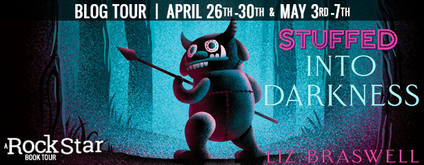 Blog Tour: Stuffed into Darkness by Liz Braswell (Excerpt + Giveaway!)