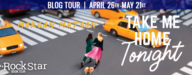 Blog Tour: Take Me Home Tonight by Morgan Matson (Spotlight + Giveaway!)