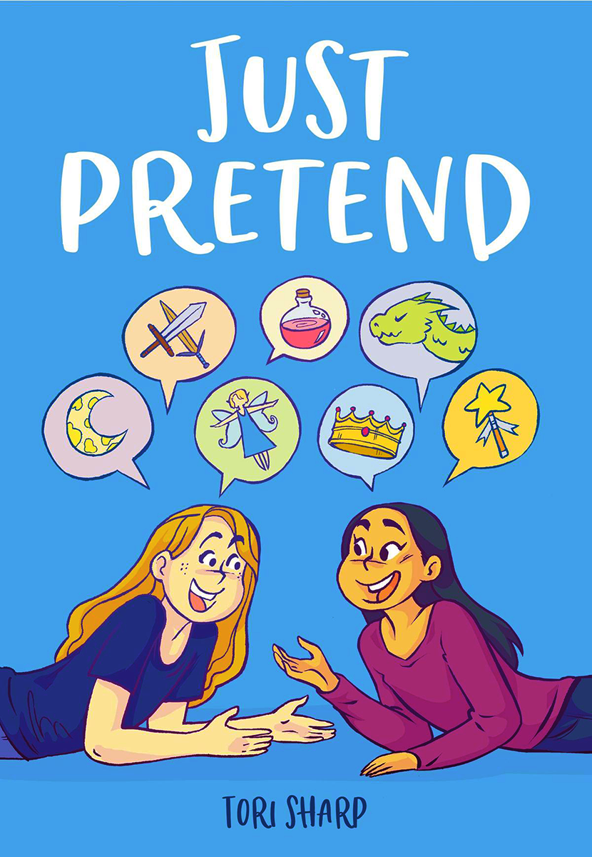 Blog Tour: Just Pretend by Terri Sharp (Interview + Bookstagram!)