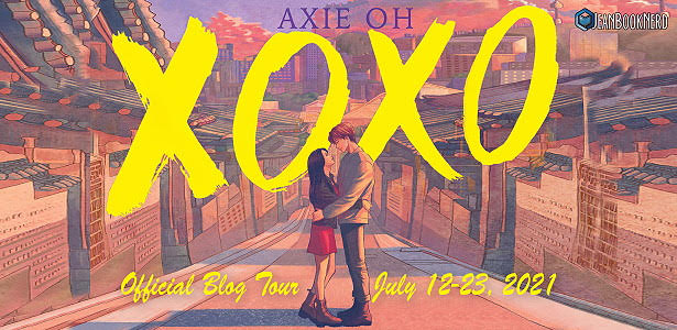 Blog Tour: XOXO by Axie Oh (Guest Post + Giveaway!)