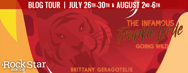 Blog Tour: Going Wild by Brittany Geragotelis (Guest Post + Giveaway!)