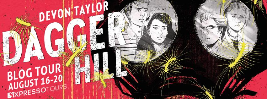Blog Tour: Dagger Hill by Devon Taylor (Interview + Giveaway!)