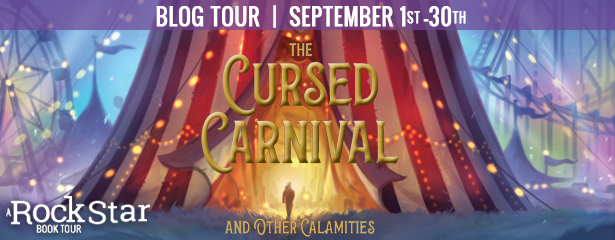 Blog Tour: The Cursed Carnival and Other Calamities by Rick Riordan Presents (Excerpt + Giveaway!)