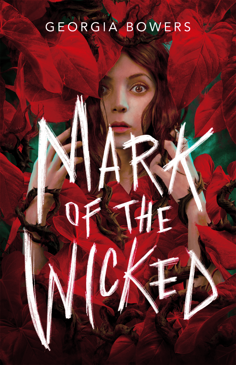 Blog Tour: Mark of the Wicked by Georgia Bowers (Interview + Giveaway!)
