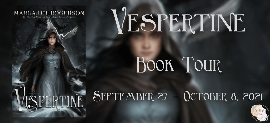 Blog Tour: Vespertine by Margaret Rogerson (Review + Giveaway!)