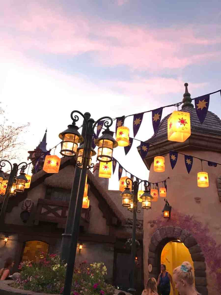Disney Must Do: Tangled Photo Spot