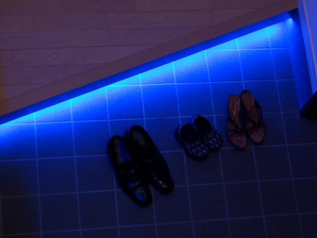 LEDテープライト【サンプル11】