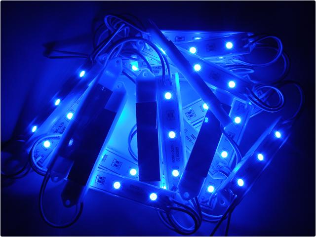 3LEDモジュール 青色