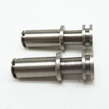 Precision Automatic Lathe Machining Parts Stainless Steel