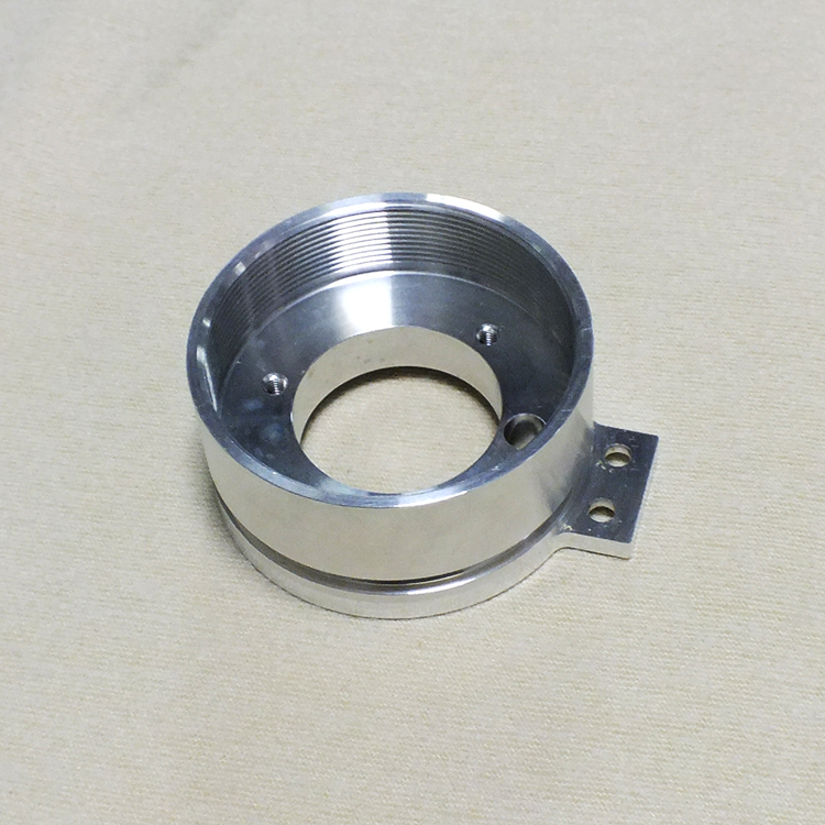 CNC Turn-mill Precision Aluminum CNC Turning Parts