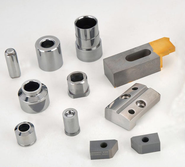 The processing of plastic injection mold parts