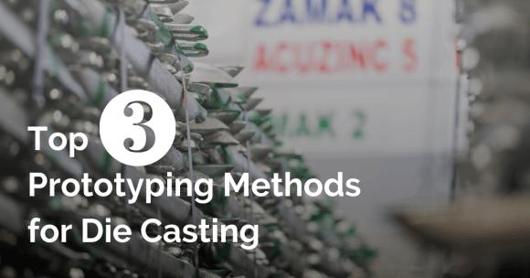 Aluminum die casting manufacturer & rapid prototyping