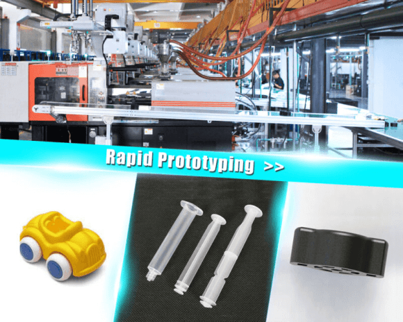 Rapid prototyping services and manufacturers