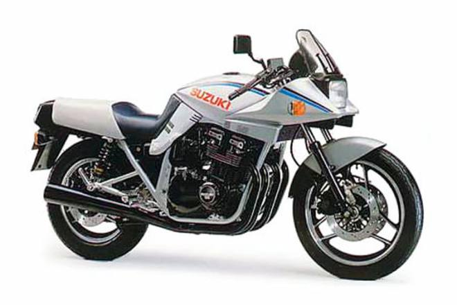 GSX1100Sカタナ 事故車買取