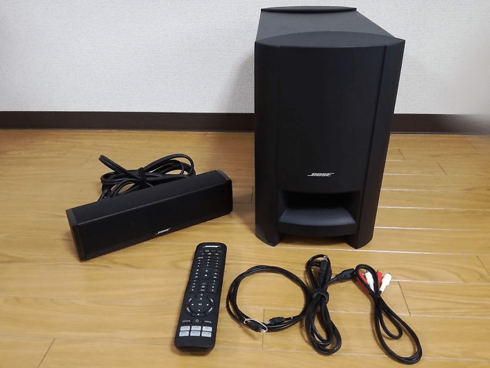 Bose CineMate 15 systemの中古買取