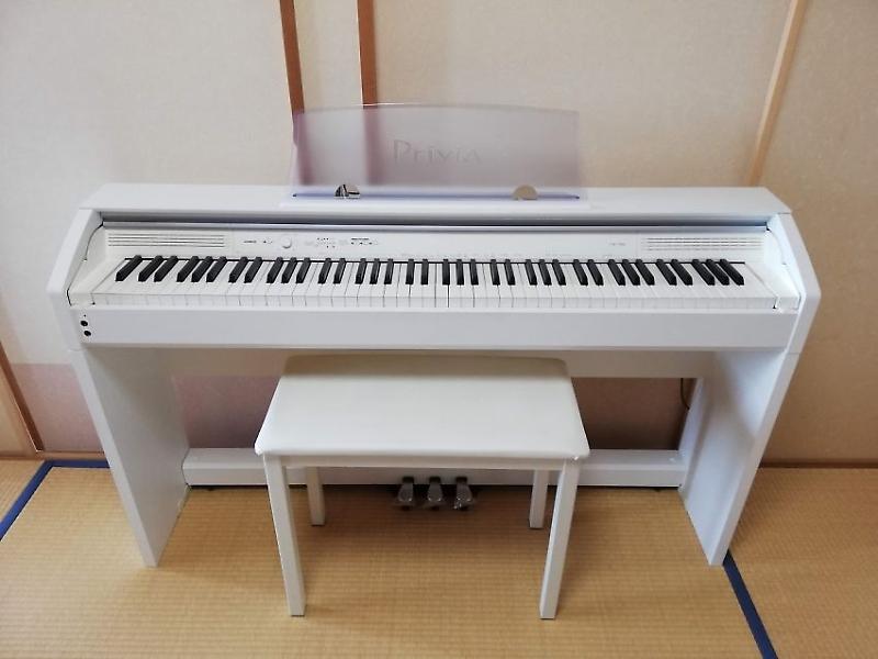PX-750WE 電子ピアノ