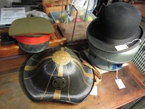 時代物 帽子