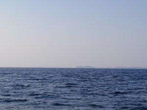 湘南江の島沖海洋散骨