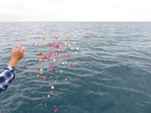 石垣島海洋散骨
