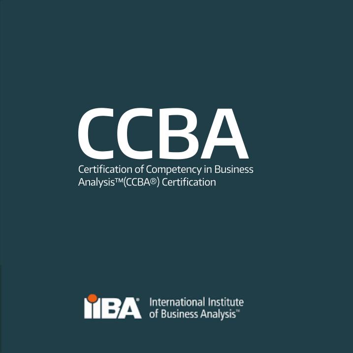 CCBA® Certification Training