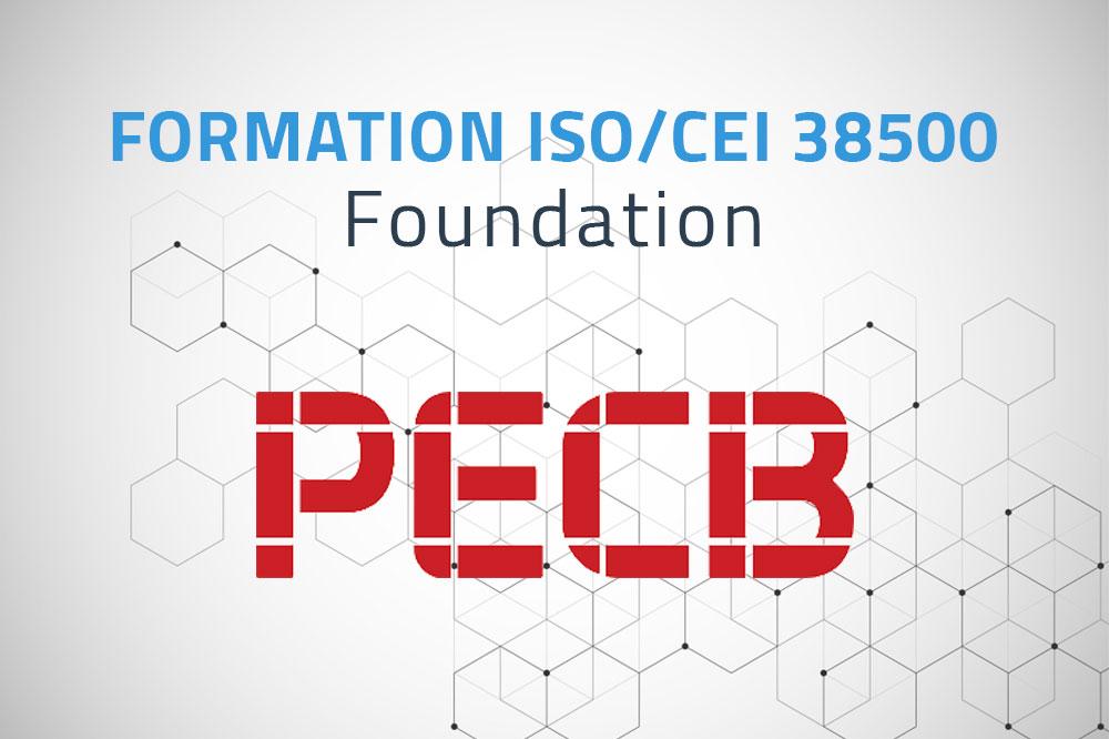 ISO/CEI 38500 Foundation
