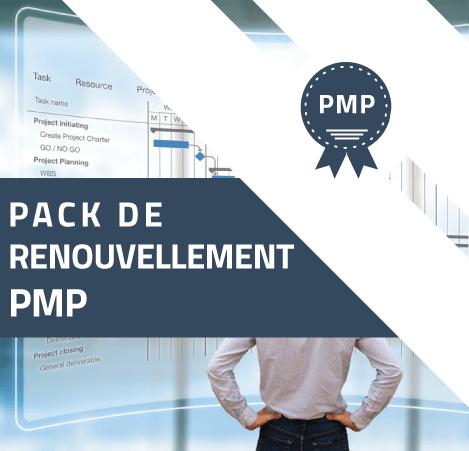 Pack de renouvellement PMP ® : Gagnez 60 PDU
