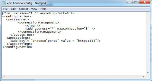 VpxClient.exe.config