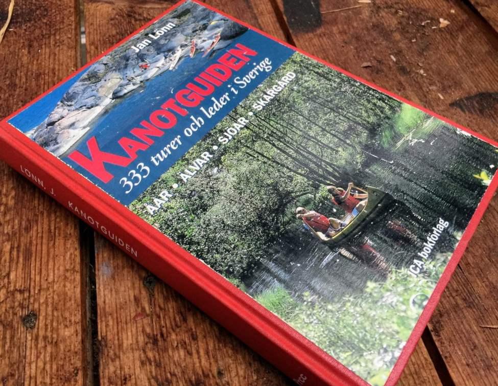 Kanotguiden - turer och leder i sverige