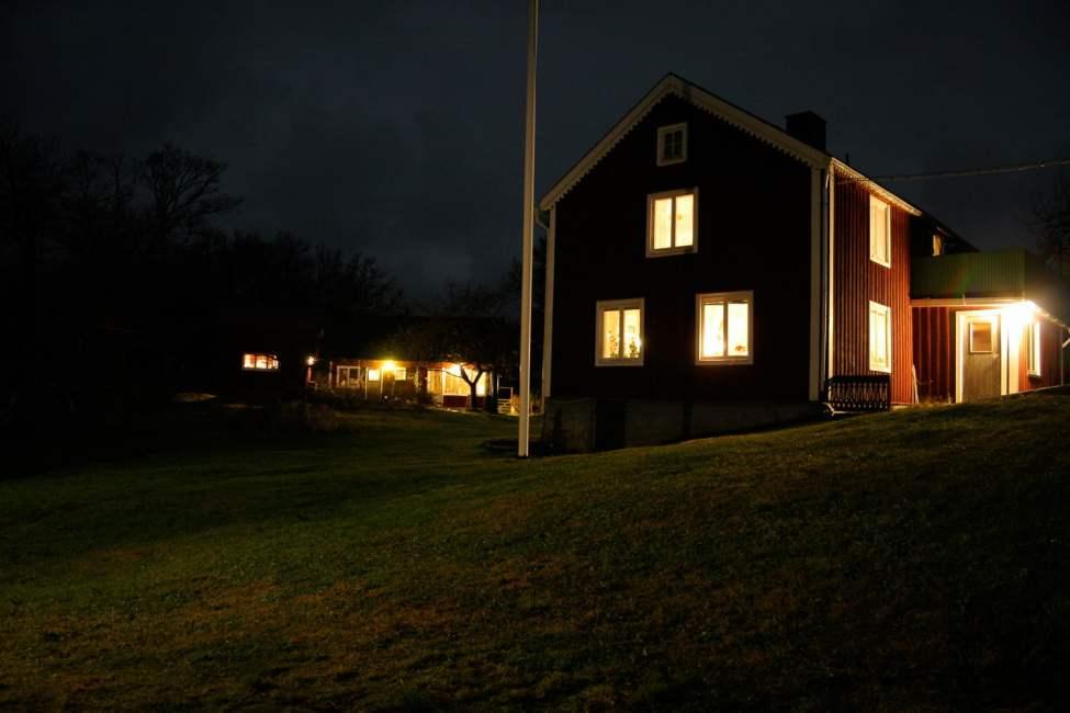 Kväll på Örö