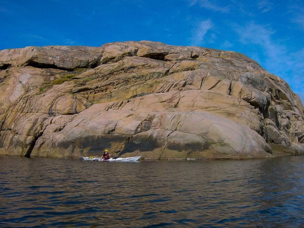 Norra Dyngön i Fjällbacka. Första gången vi var i Fjälbacka, det gav mersmak