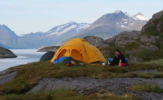VE25 på Tomma, Helgelandskusten, Norge