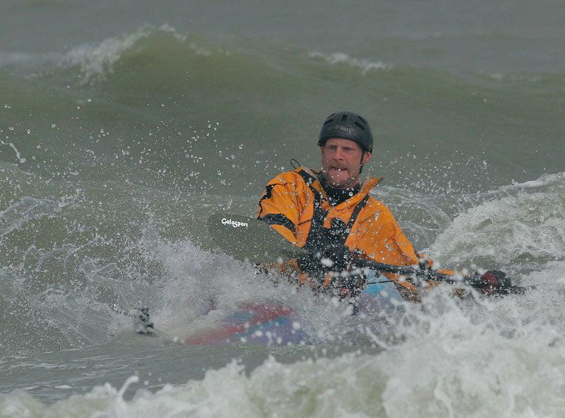Johan orkar som vanligt längst och surfar som vanligt mest och blir nästan aldrig trött