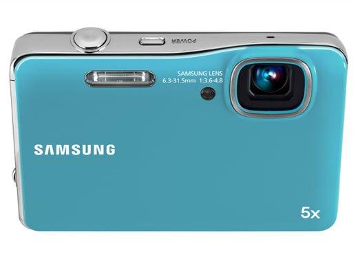 Samsung WP10 - waterproof camera