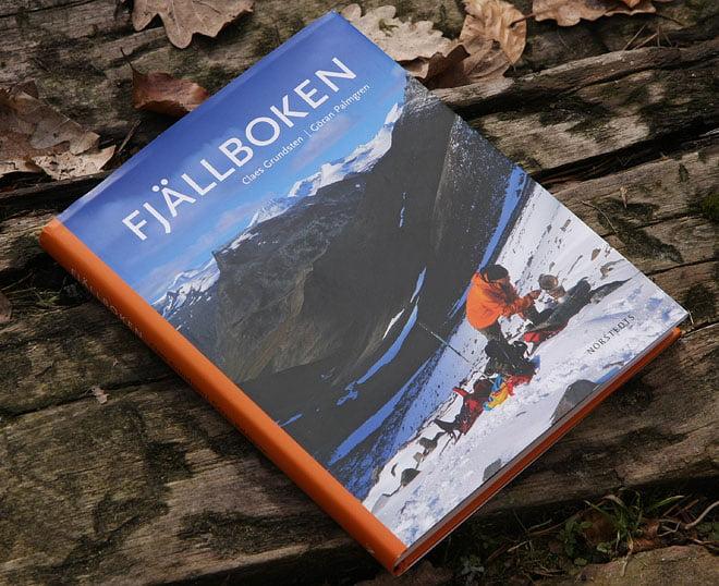 Fjällboken av Claes Grundsten och Göran Palmgren