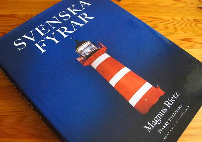 Svenska fyrar av Magnus Rietz