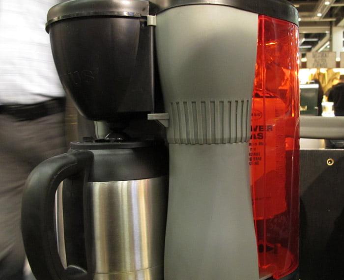 Gasdriven kaffebryggare från Primus