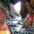 Lite vågor i tunneln