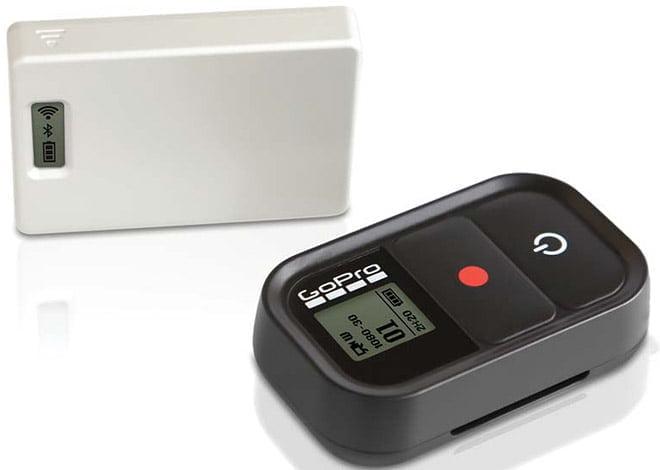GoPro Wifi Bacpac & remote kit