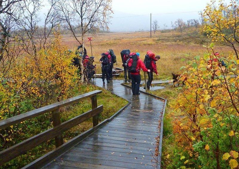 Vandring i Jämtland