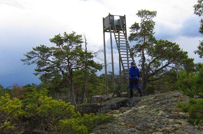 Svens Torn på Vinö