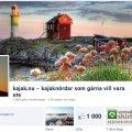 Kajak.nu på Facebook