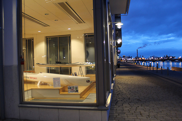 Aterra kajakbutik i Helsingborg