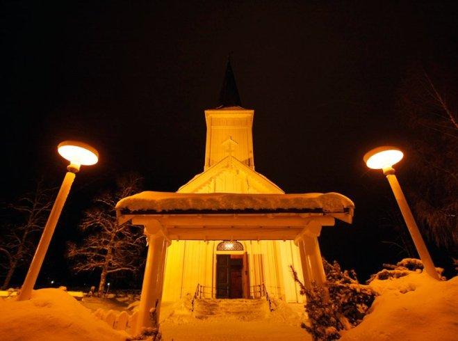 Trysil kyrka