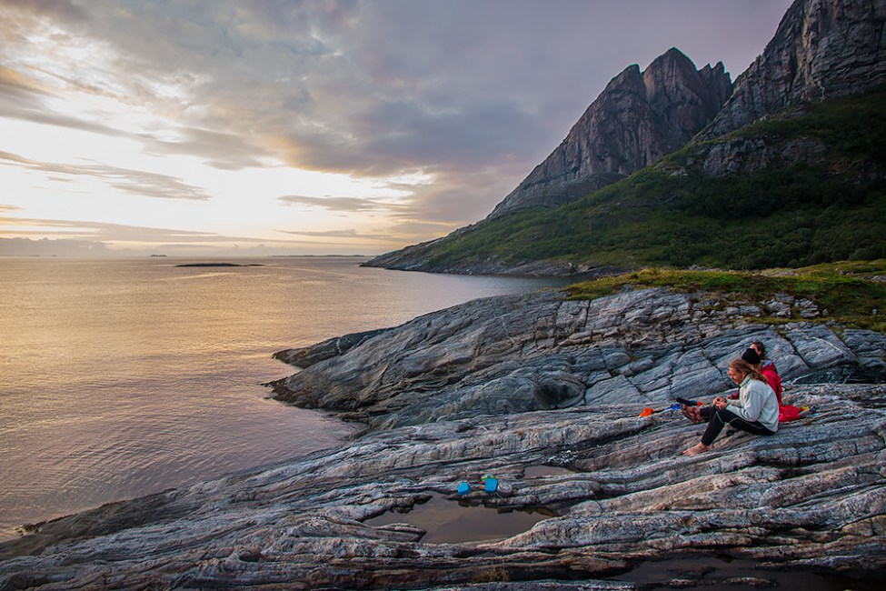 Klipphäng på Rødøy