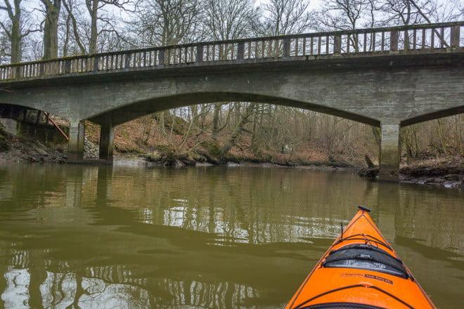 Bro i krokarna av Vegeholm