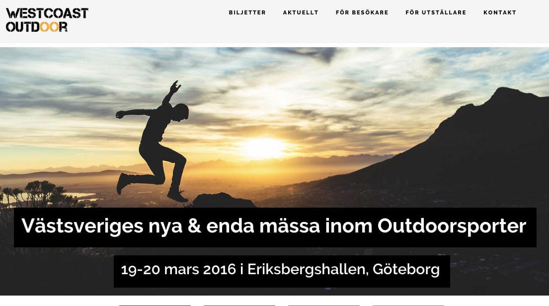 Westcoast Outdoor i Göteborg